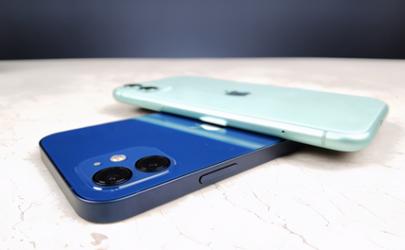 iPhone12绿屏检测