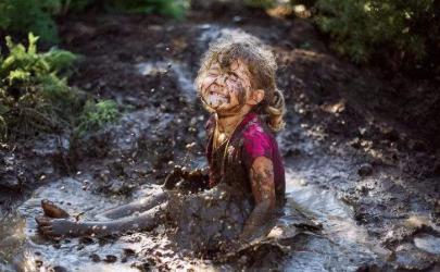 泥巴污渍定型了怎么洗