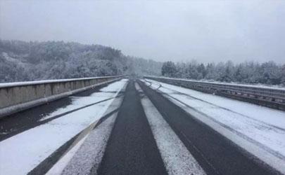 今天下雪明天高速能走车吗