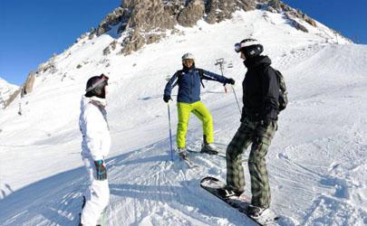 初次滑雪需要准备什么