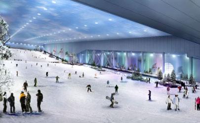武汉市有没有室内滑雪的地方