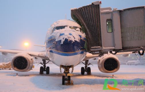 暴雪会影响飞机出行吗2