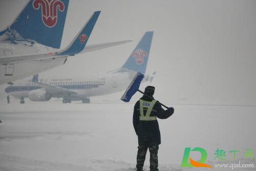 暴雪会影响飞机出行吗3