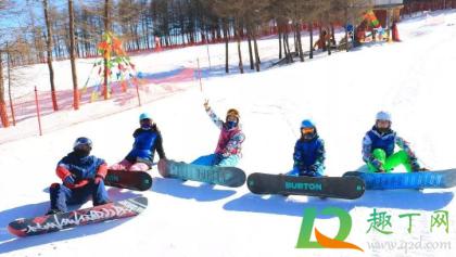 滑雪会伤膝盖吗2
