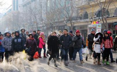 哈尔滨冬天有多冷