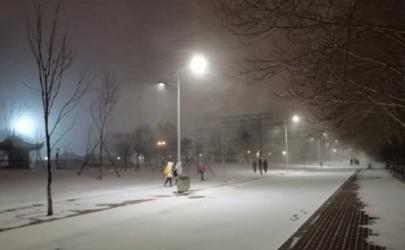 2020-2021年哈尔滨冬天雪量大不大