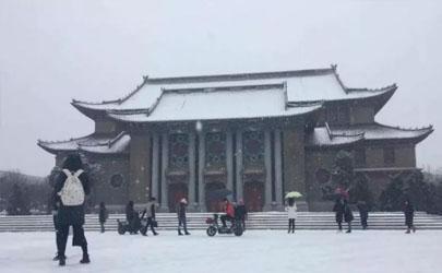 北京冬天降雪量大吗2020