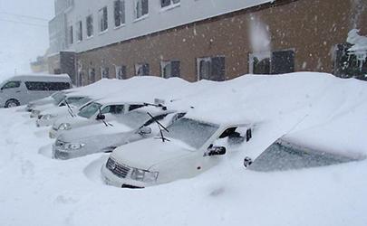车上的雪不管的话会化掉吗
