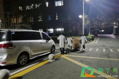 上海南汇中心医院封锁真的假的1