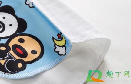 婴儿隔汗巾几层的好1