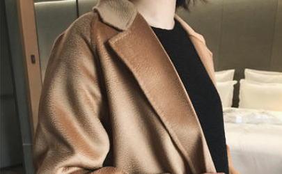 雙面羊毛大衣適合什么溫度穿