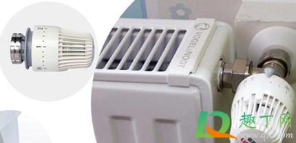 暖气温控阀开关从0到5图解2