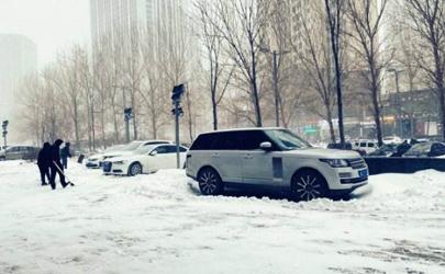 2021年什么时候下雪