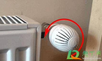 暖气温控阀开关从0到5图解3