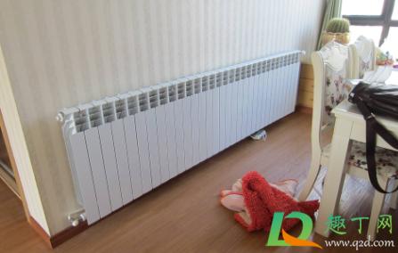 暖气片安装最佳走法图1