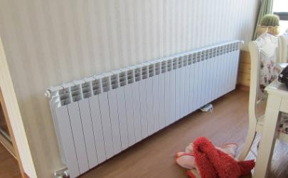 暖气片安装最佳走法图