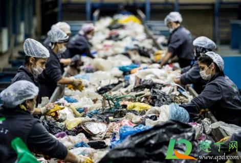 2021年起全面禁止進口洋垃圾1