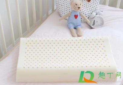 儿童乳胶枕头多大的小孩可以用1
