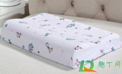 儿童乳胶枕头多大的小孩可以用4
