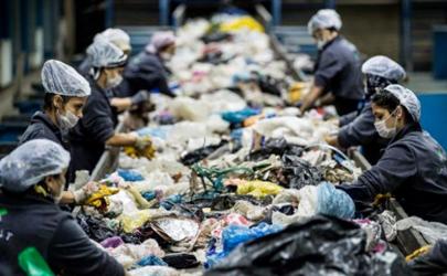 2021年起全面禁止進口洋垃圾