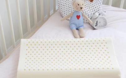 儿童乳胶枕头多大的小孩可以用