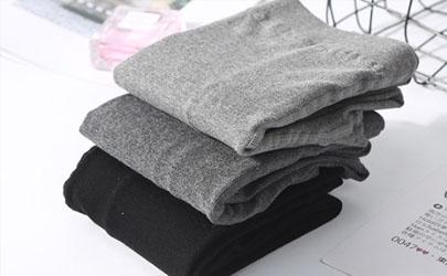 冬天穿什么厚度的打底襪