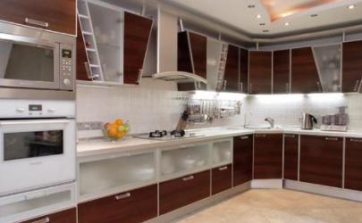 厨房烤漆柜子门油怎么擦