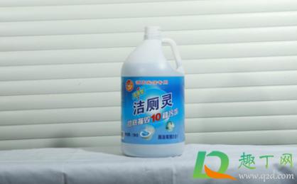 潔廁靈能洗衣服嗎4