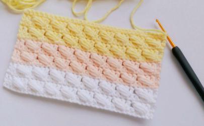 織圍巾用多少mm的棒針好