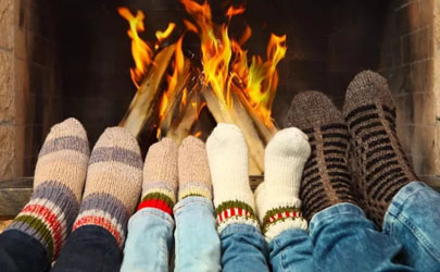 冬天穿鞋脚底冷怎么办