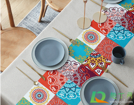 新買的餐桌布能直接放在桌子上使用嗎3
