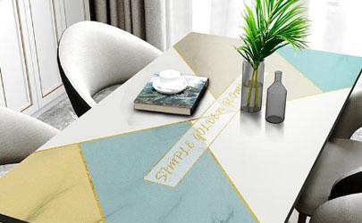 新買的餐桌布有味道是質量不好嗎