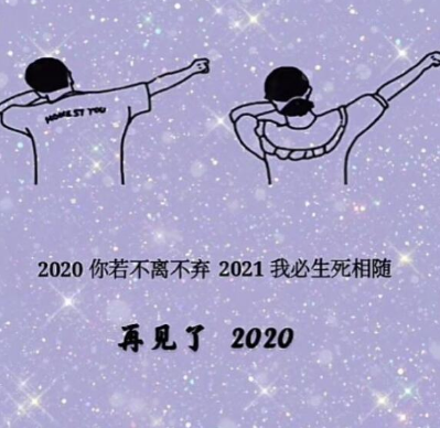 2020你若不離2021我們繼續是什么梗4