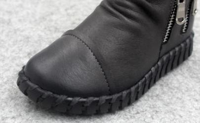 硬鞋面有折痕怎么處理