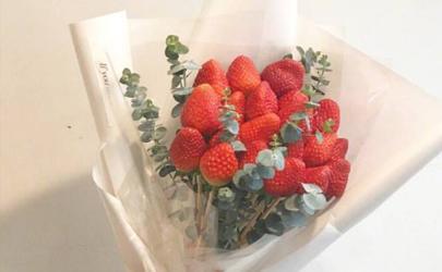 送草莓花束代表什么意思