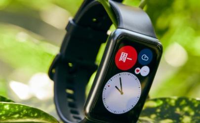 華為watch fit能匹配蘋果手機嘛