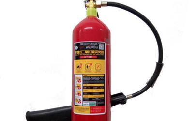 干粉灭火器使用方法和注意事项