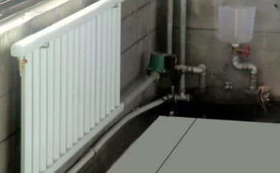 串联暖气片怎样清洗