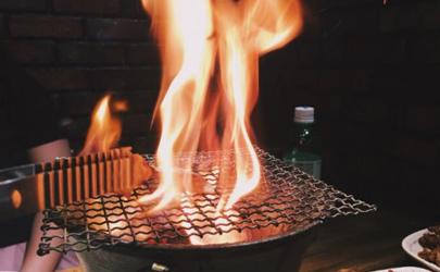 天然气明火烤的东西有毒吗