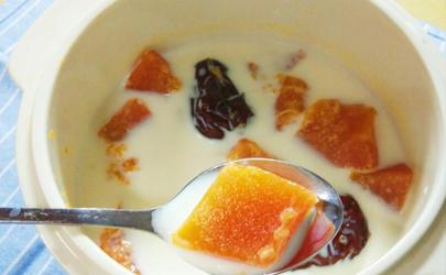 木瓜牛奶红枣枸杞冰糖一起炖可以吃吗