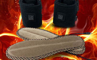 加热鞋垫对人体安全吗