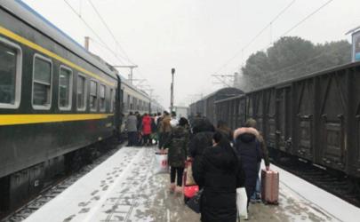 广东始发列车停运真的假的