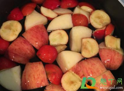山楂苹果红枣煮水喝是治疗什么的