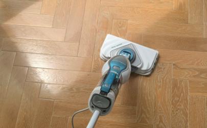蒸汽拖把木地板烫白怎么办