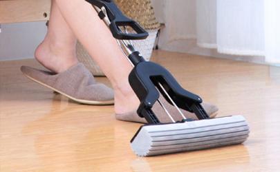 为什么地板擦过很快就脏了