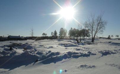 内蒙古2021春节前后还有雪吗