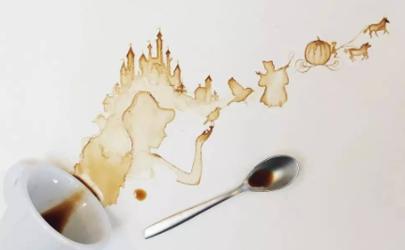 干掉的咖啡渍怎么去除