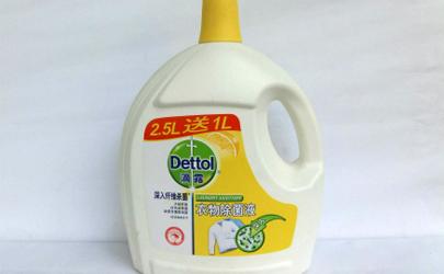 滴露衣物除菌液使用方法