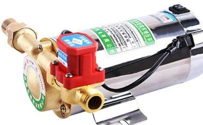 老小区水压不够增压器可以解决吗