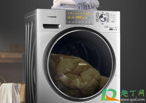 洗衣机烘干到一半不想烘了怎么开门1